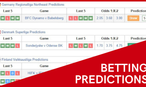 Best betting predictions websites in the world